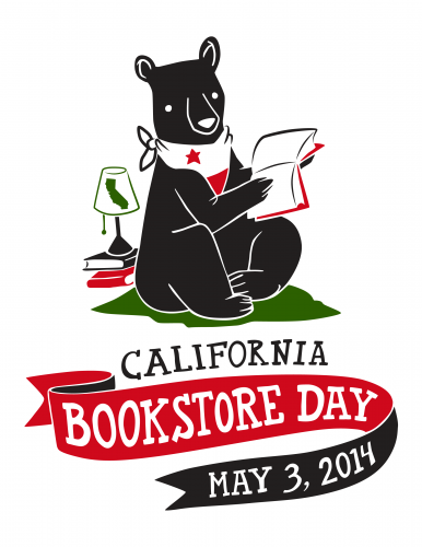 California Bookstore Day, May 3rd