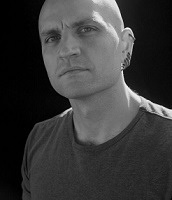 China Mieville at DIESEL, A Bookstore in Oakland