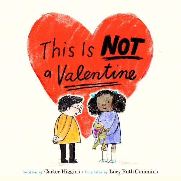 This is Not a Valentine available at DIESEL, A Bookstore in Brentwood