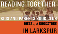Reading Together Book Group at Diesel A Bookstore in Larkspur